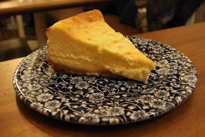 Tarta de queso la Retirada