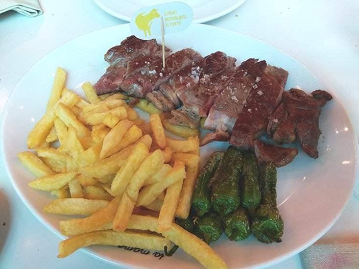 Carnes jugosas en la Mamona