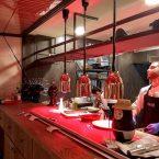 Preparación de emplatados de cocina