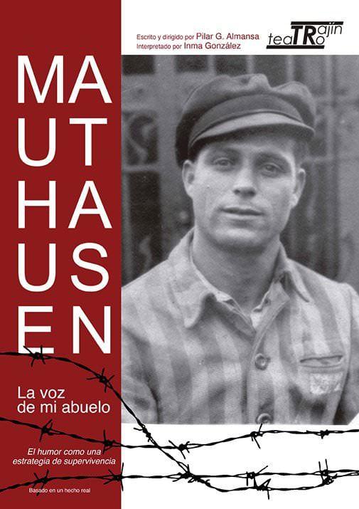 Obra teatro Mauthausen_la voz de mi abuelo
