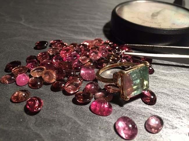 la expo de las joyas