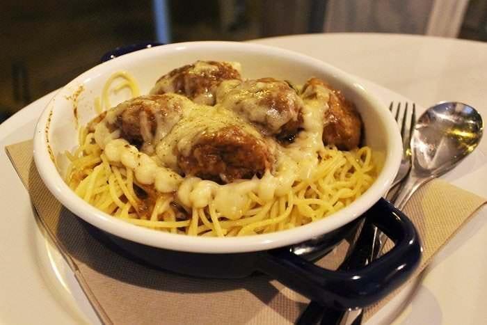 spaghettis albondigas siracusa
