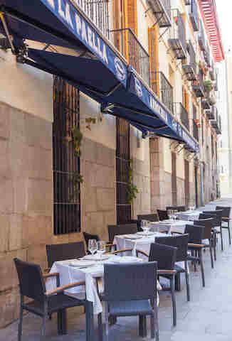 Antigua Casa de la Paella - Un buen día en Madrid