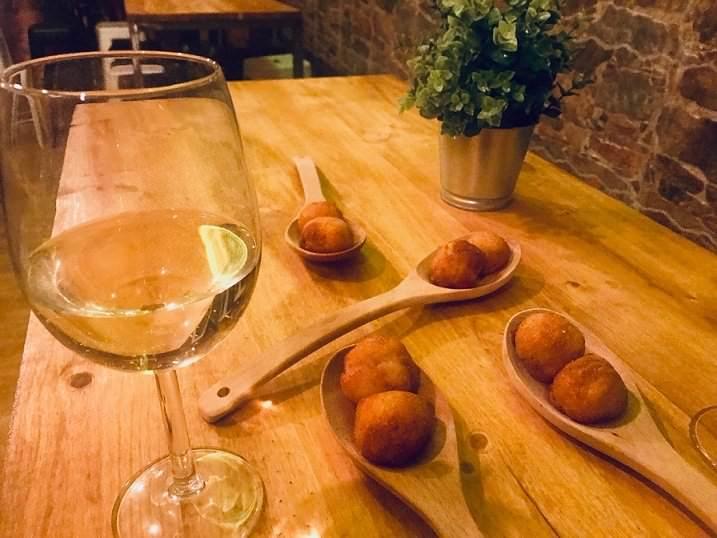 restaurante de croquetas en madrid