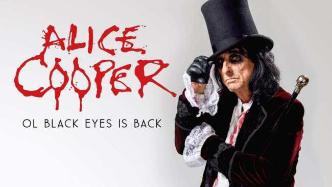 El rock teatral vuelve a Madrid con Alice Cooper