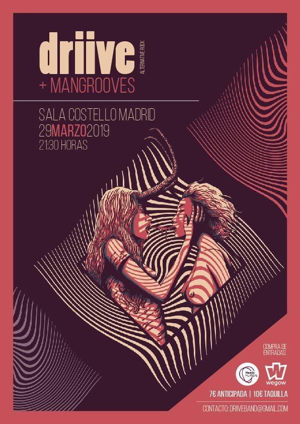 Agenda de conciertos del 25 al 31 de marzo - Un buen día en Madrid