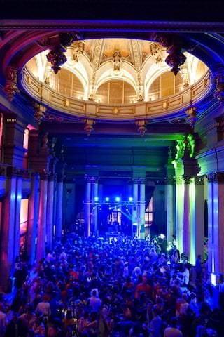 Carnaval 2020 en el Círculo de Bellas Artes - Un buen día en Madrid