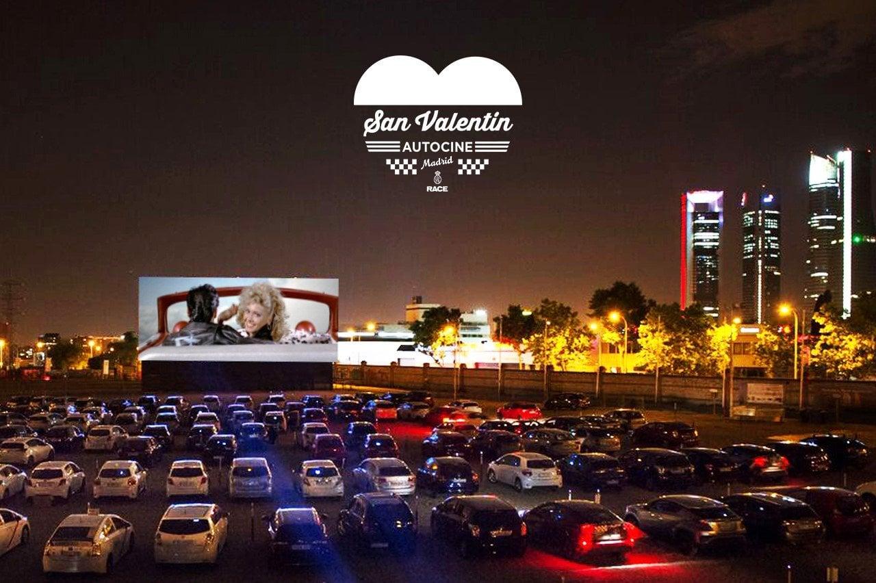 Un San Valentín de película