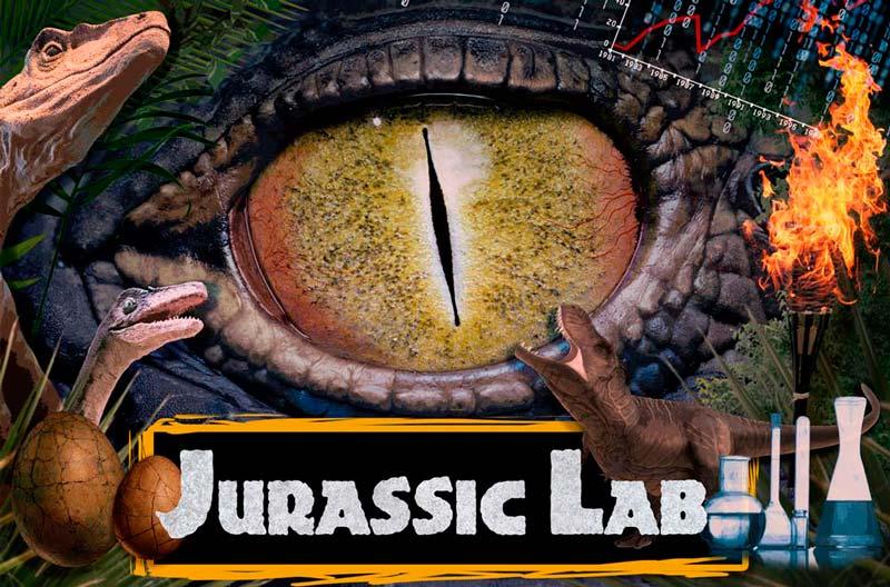 Escape collage - Jurassic escape room