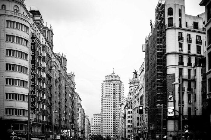 Madrid es una ciudad para empresas