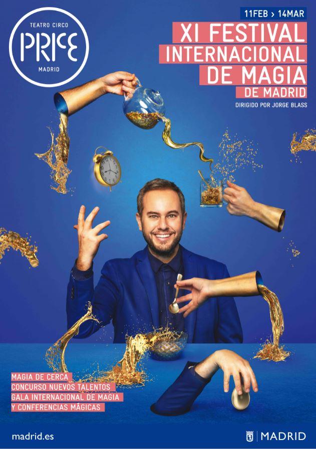 XI Festival Internacional de Magia de Madrid - Un buen día en Madrid
