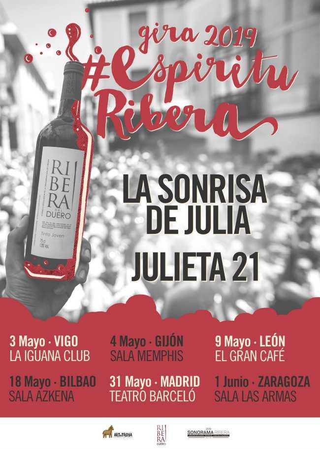 Gira Espiritu Ribera 2019
