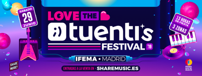 Festival Love the Tuentis