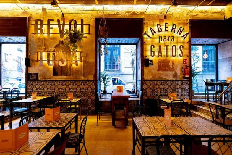 Restaurante Revoltosa calle Prado