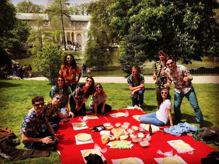 picnic originales para grupos