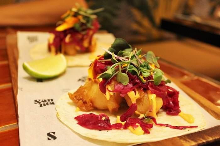 Tacos Rosarito Santita