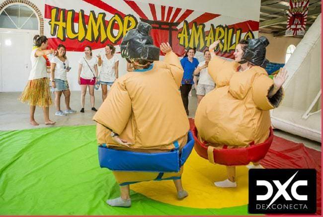 actividades de humor amarillo