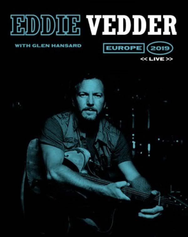 Eddie Vedder llega en concierto a Madrid - Un buen día en Madrid