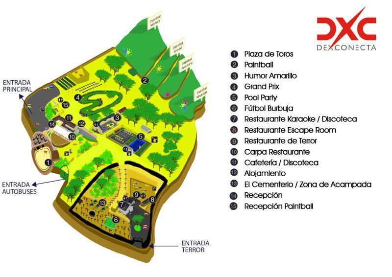 mapa dexconecta navalcarnero