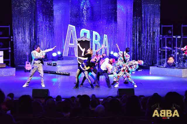 ABBA LIVE TV - Un buen día en Madrid