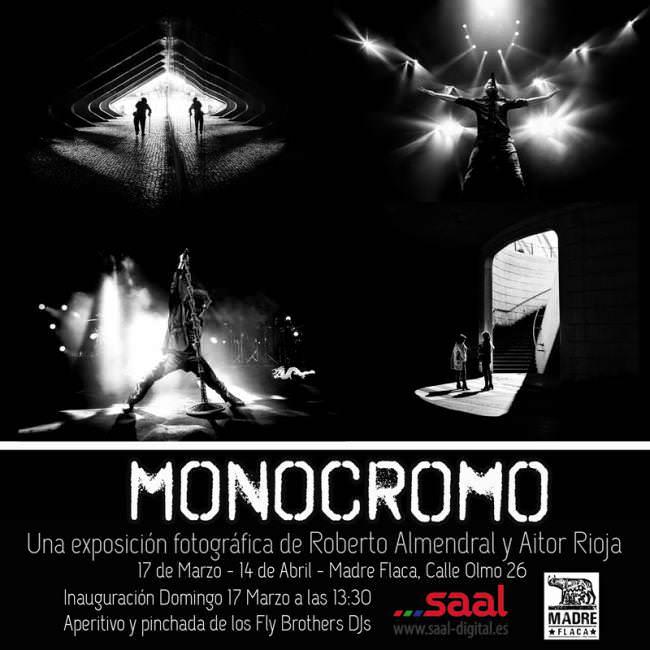 Exposición Monocromo