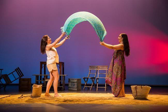 Vientos de Levante, nuevo estreno del Teatro Galileo de Madrid