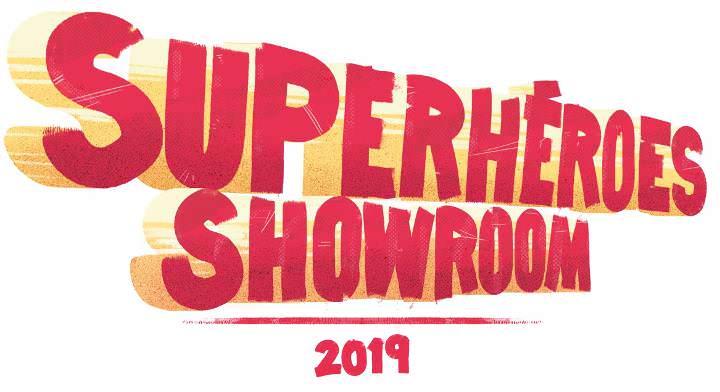 Superhéroes showroom - Un buen día en Madrid