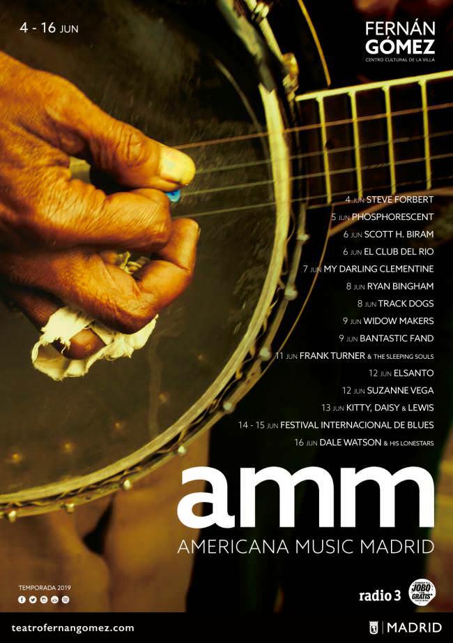 Nace en Madrid el festival AMM