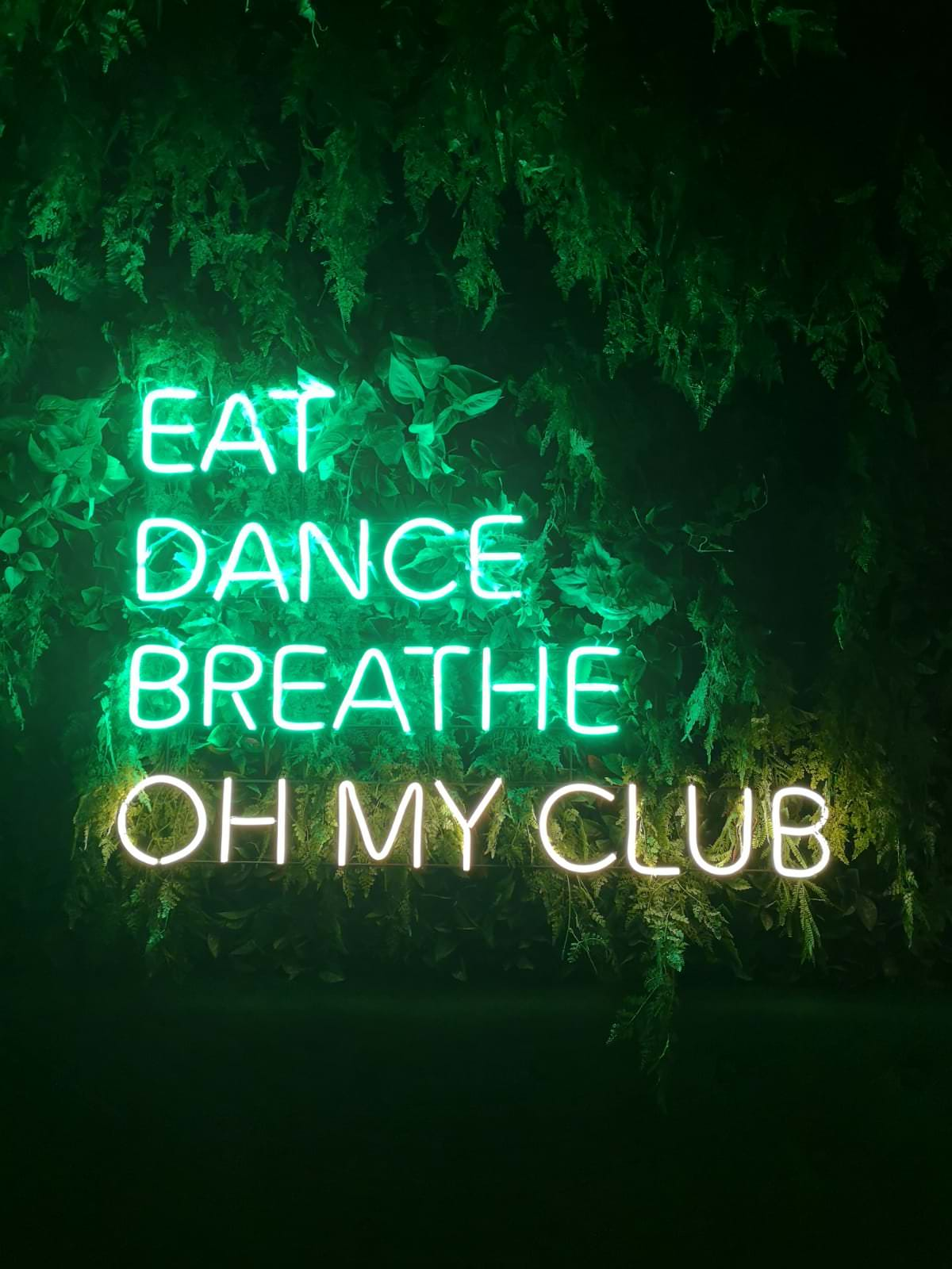 eat dance breathe