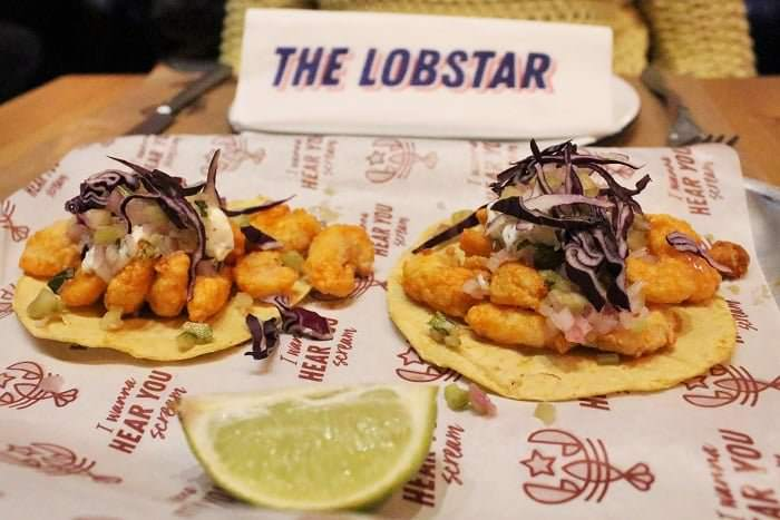 buffalo tacos lobstar