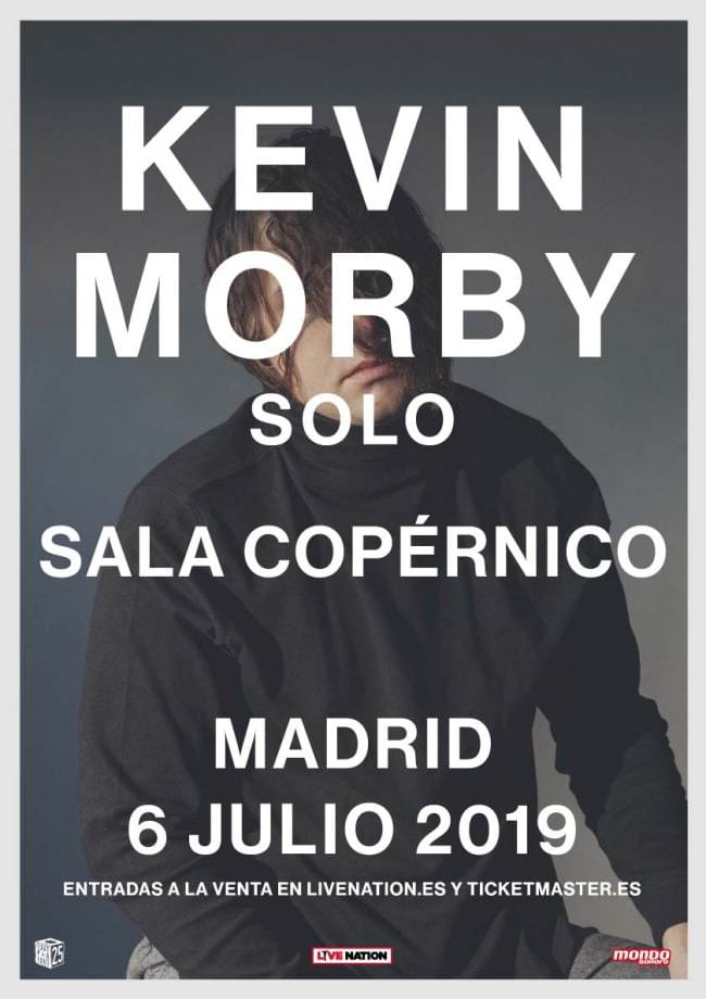 Kevin Morby llega a Madrid