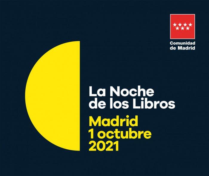 La Noche de los Libros 2021 - Un buen día en Madrid