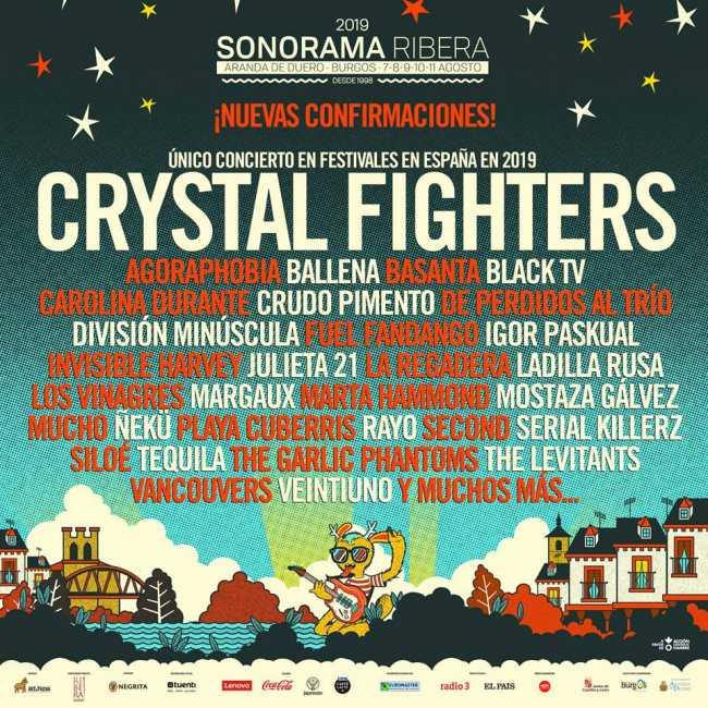 Sonorama nos presenta sus ultimas novedades