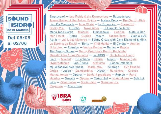 Sound Isidro 2019
