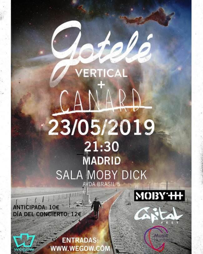 Agenda de conciertos del 20 al 26 de mayo - Un buen día en Madrid