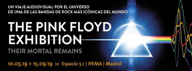 The Pink Floyd Exhibition: Their Mortal Remain