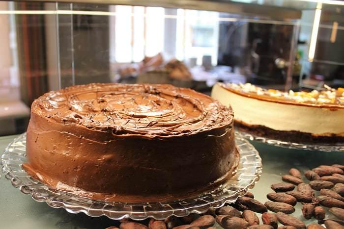 Tarta chocolate Clasico