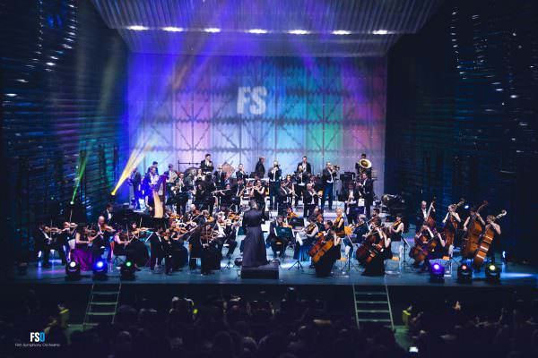 FSO Tour 2018/2019 homenaje a John Williams - Un buen día en Madrid