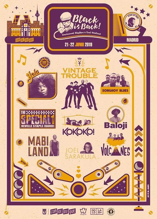 Blackisback festival