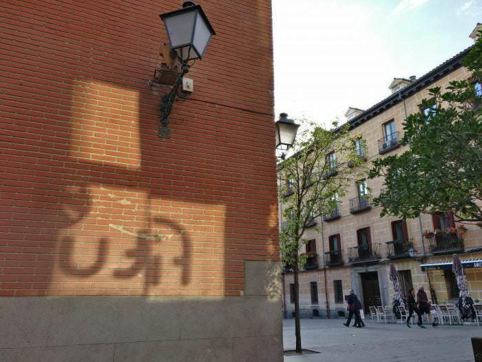 Ruta de los fantasmas de Madrid