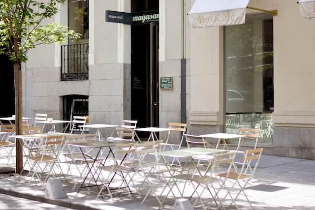 Magasand - Un buen día en Madrid