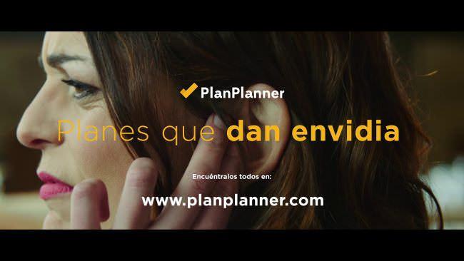 Da envidia a tus amigos gracias a PlanPlanner