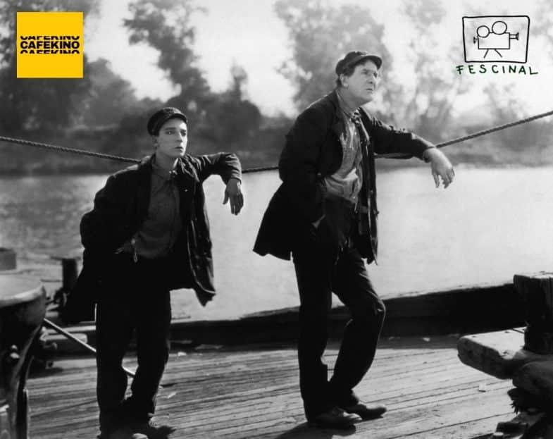 El héroe del río de Buster Keaton - Un buen día en Madrid
