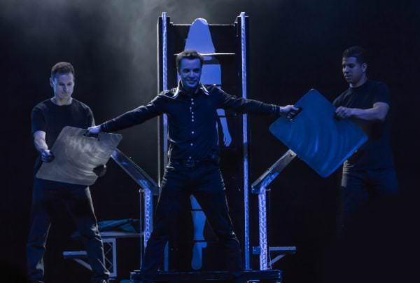 Houdini, el mago de Disney Channel - Un buen día en Madrid