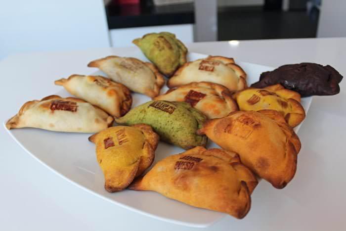 Las Muns empanadas