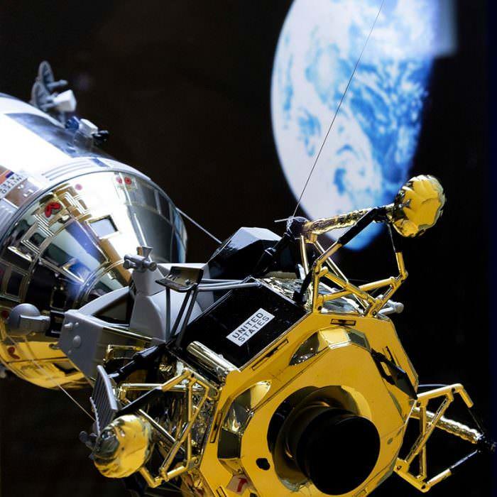 de madrid a la luna