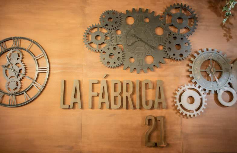 La Fábrica 21 - Un buen día en Madrid