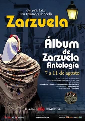 Zarzuela - Un buen día en Madrid
