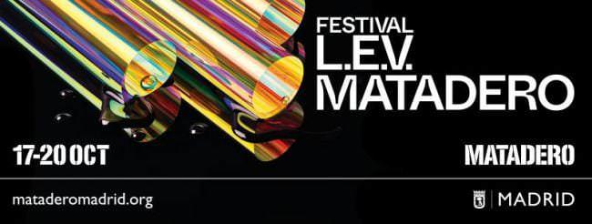 Llega a Madrid el festival LEV