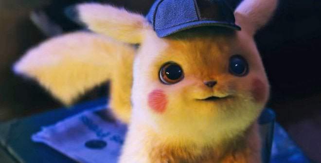 Pikachu de RJ Palmer